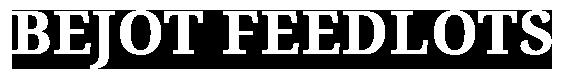 Bejot Feedlots Logo